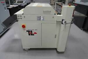 Tec Lighting Trucoat Xc14 1d Uv Coater Graphic Whizard Duplo