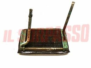 Radiator Heating Air Fiat 1200 1500 1600 Osca Coupe Spider