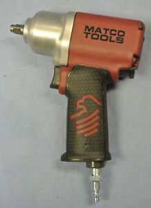 Matco Tools Mt2220 3 8 Drive Impact Wrench 85065 3 H