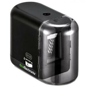 Ex 20 Electric Pencil Sharpener Battery And Ac Powered adapter Included