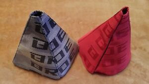 Bride Jdm Shift Boot Gradiation Red Color Universal Fitment