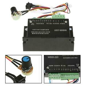 Ws55 220 Dc 48v 500w Cnc Brushless Spindle Bldc Motor Driver Controller Hot