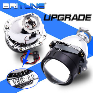 2 5 Upgrade 8 0 Mini Hid Bi Xenon Projector Lens H1 H4 H7 Headlight Retrofit