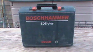 Bosch Boschhammer 11236vs Sds plus Corded Rotary Hammer Drill With Case