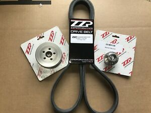 Zzp 2005 07 Chevy Cobalt 2 0 Ss Ion Lsj Supercharger 2 8 Pulley System Belt