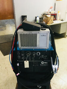 Miller Syncrowave 250 Ac Dc Tig Welder Water Cooled
