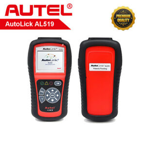 Autel Al519 Auto Scan Tool Diagnostic Scanner Can Car Obdii Fault Code Reader