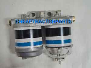 3000 3600 4600 4610 3610 6610 5000 4000 6600 Ford Tractor Fuel Filter Assembly