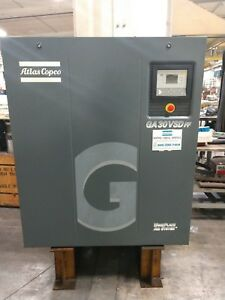 Atlas Copco Ga 30 Vsd Air Compressor