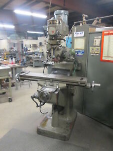 Supermax Yc 1 1 2 Vas 42 x 9 Table 230 460v 3ph Variable Speed Milling Machine