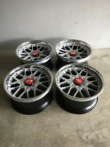 Bbs Rs2 Rsii Rs700 Custom Flatlip Concave