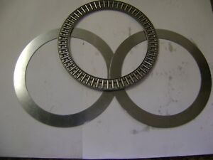 Axk120155 Thrust Needle Roller Bearing With Two Washers 120mm X 155mm X 4mm J11