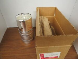 300 Ml Dewar Glass Vacuum Flask New In Box Jf 2490