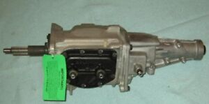 Super T 10 Transmission Borg Warner 1959 Up Brand New In The Box