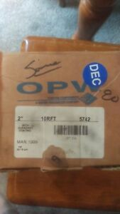 New Opw Franklin Female Top Valve Emergency Shut Off 2 Pn 10rft 5472