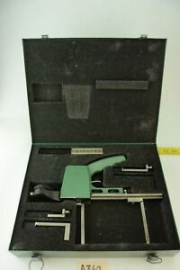 Federal 99p 20 Internal Groove bore Gauge Set Case Extra Jaws Indicator 0005