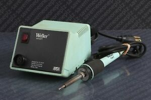Weller Wtcpt Soldering Station And Soldering Iron Tc201t See Details