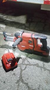 Hilti Te 6 a36 With Te Drs 6 a 36v5 2ah Battery And Charger