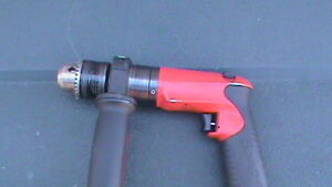 Snap On Drill Air Reversible Heavy Duty 1 2 Capacity 0 300 In Lb Pdr5000a