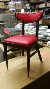 Wood Frame Commercial Restaurant Banquet Dining Chairs