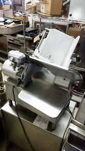 Globe Commercial Heavy Duty Automatic Deli Meat Slicer