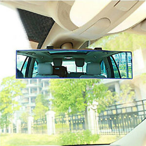 Rear Convex Reflector Large Curve Anti Glare Interior View Auto Car Wide Mirror