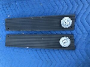Amc Spirit Sx4 Eagle Side B Pillar Trim Aluminum Panels Rare
