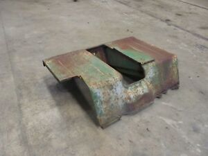 John Deere Open Station Under Seat Cowl Cover Ar85592 4230 4030 4040 4240 4430