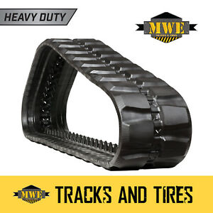 Fits Vts Vts60 18 Mwe Heavy Duty Block Pattern Ctl Rubber Track