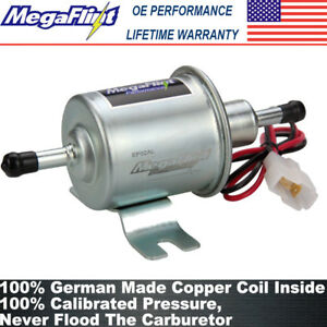 Universal 12v 2 5 4psi Electric Fuel Pump Gas Diesel Low Pressure Hep 02a 1 Mpa