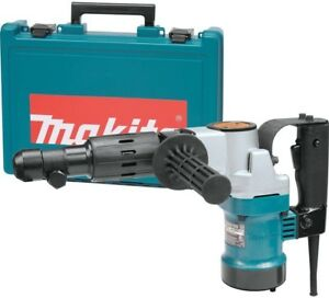 Makita Demolition Hammer Drill 8 3 Amp 3 4 In Hex Corded 11 Lb With Tool Case