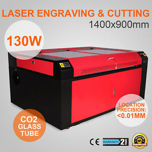High Precise 130w Co2 Laser Engraving Cutting Machine Engraver Cutter Usb Port