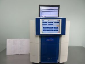 Abi Viia7 Real time Pcr System With Warranty See Video