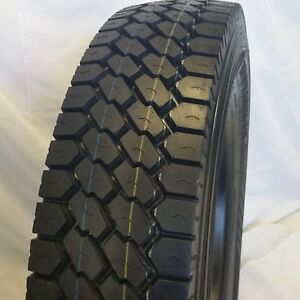 11r24 5 Drive Tires 4 Tires Road Warrior 60 16 Ply New Heavy Duty Truck Tires