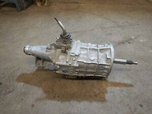 Jeep Dodge Ax15 5 Speed Manual Transmission 3 9 4x2 Cherokee 4 0 Free Ship