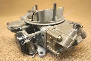 Original 1968 Ford Shelby Mustang 289 Holley 4118 S Carburetor Dated 863