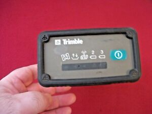 Trimble Gps Receiver 4700 W internal Radio Surveying Tsc1 Tsce Rtk 450 460 Mhz