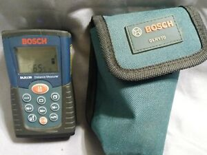 Bosch Laser Distance Measure Dlr130 With Pouch