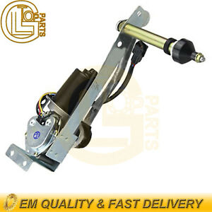 New Wiper Motor For John Deere 200lc 120 450lc 230lc 270lc 160lc 110 Excavator