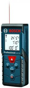 Bosch 100 Ft Laser Distance Measurer Tape Measure Meter Range Digital Finder