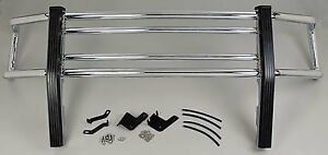 Westin 35 5320 Fatboy Classic Grill Grille Brush Guard Ford F150 2004 2008