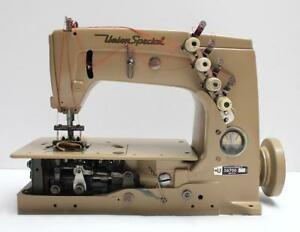 Union Special 56700 Jz 2 needle Chainstitch Industrial Sewing Machine Head Only
