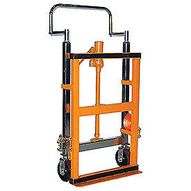 Hand Operated Hydraulic Furniture Equipment Moving Dolly Lot Of 1