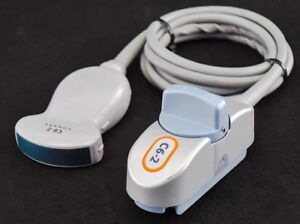 Zonare C6 2 Ipx 7 Medical Curved Array Ultrasound Transducer Probe 6 2mhz As is