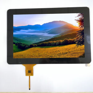 Sunlight Readable 10 1 Inch 1280 800 Ips Lvds Tft Lcd Touch Screen Panel