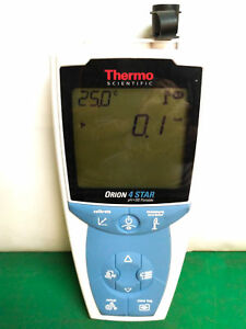 10568 Thermo Scientific Ph ise Portable Meter Orion 4 Star