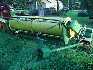 Vintage John Deere Haybine Sickle Mower Conditioner 9 Foot Cut