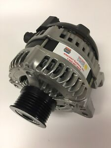300 Amp 170 Idle High Output Alternator 2011 2017 Ford Mustang 5 0l M T 11625