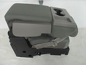 Front Center Console Jump Seat 2016 Ford F 150