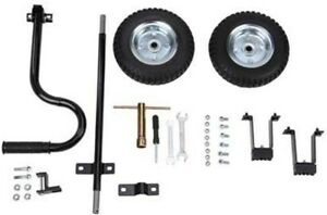 Accessory Generator Part Wheel Kit For Fits Ds4000s And Xp4000s Generators New
